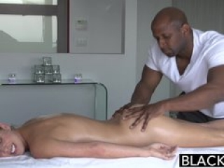 Blondie from the South gets some black cock
