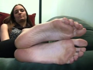 Soles to fap to