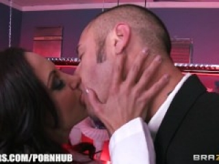 Ava Addams has sex in a mortuary